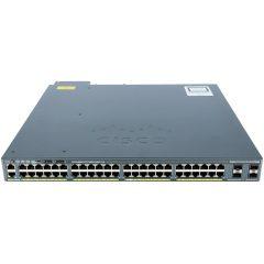 Catalyst 2960-XR 48 GigE, 2 x 10G SFP+, IP Litee # WS-C2960XR-48TD-I