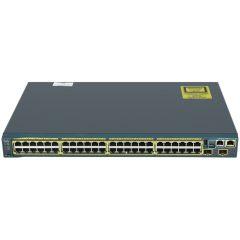 Catalyst 2960S 48 GigE, 2 x SFP LAN Lite # WS-C2960S-48TS-S