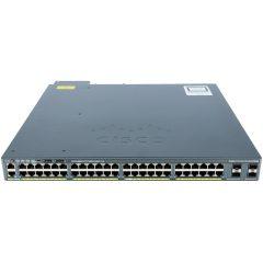 Catalyst 2960-XR 48 GigE PoE 740W, 4 x 1G SFP, IP Lite # WS-C2960XR-48FPS-I