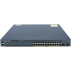 Catalyst 2960-XR 24 GigE, 2 x 10G SFP+, IP Lite # WS-C2960XR-24TD-I