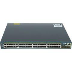 Catalyst 2960S 48 GigE PoE 740W, 2 x 10G SFP+ LAN Base # WS-C2960S-48FPD-L