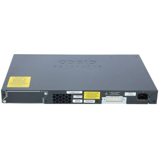 Catalyst 2960-X 48 GigE, 4 x 1G SFP, LAN Base # WS-C2960X-48TS-L
