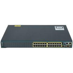Catalyst 2960S 24 GigE, 2 x SFP LAN Lite # WS-C2960S-24TS-S