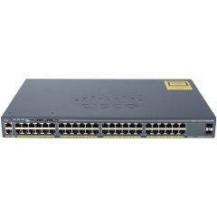 Catalyst 2960-X 48 GigE, 2 x 1G SFP, LAN Lite # WS-C2960X-48TS-LL
