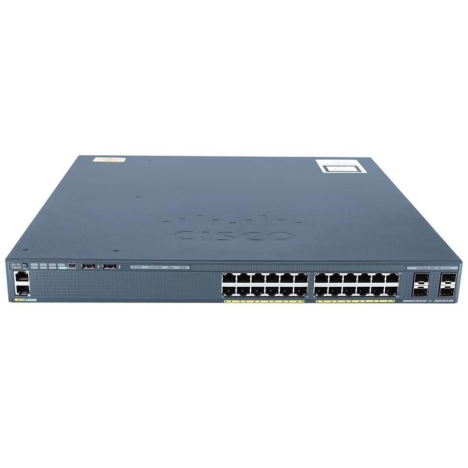 Catalyst 2960-XR 24 GigE, 4 x 1G SFP, IP Lite # WS-C2960XR-24TS-I