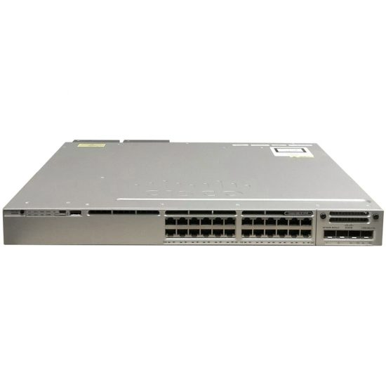 Cisco Catalyst 3850 24 Port UPOE IP Base  # WS-C3850-24U-S