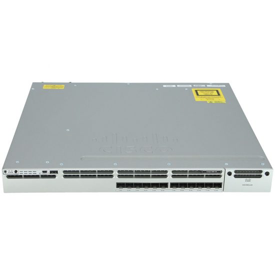 Cisco Catalyst 3850 12 Port GE SFP IP Services # WS-C3850-12S-E