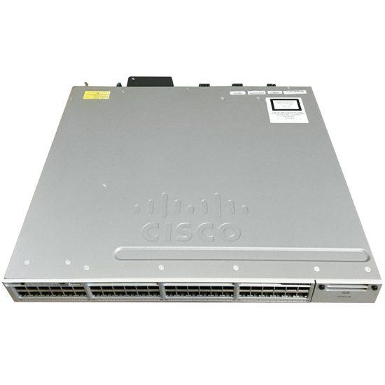Cisco Catalyst 3850 48 Port UPOE IP Base  # WS-C3850-48U-S