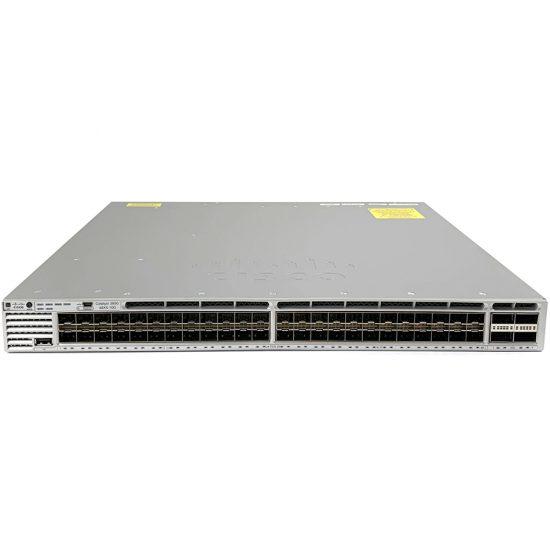 Cisco Catalyst 3850 48 Port 10G Fiber Switch IP Base  # WS-C3850-48XS-S