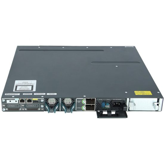 Catalyst 3750X 48 Port PoE LAN Base # WS-C3750X-48P-L