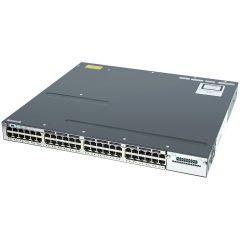 Catalyst 3750X 48 Port Full PoE LAN Base # WS-C3750X-48PF-L
