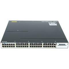 Catalyst 3750X 48 Port UPOE IP Services # WS-C3750X-48U-E