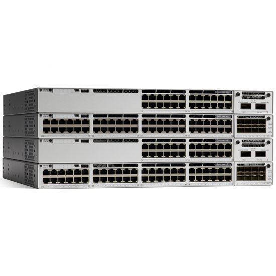 Catalyst 9300 24-port UPOE, Network Essentials # C9300-24U-E