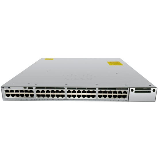 Catalyst 9300 48-port(12 mGig&36 2.5Gbps) Network Advantage # C9300-48UXM-A