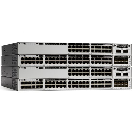 Catalyst 9300 48-port data only, Network Essentials # C9300-48T-E