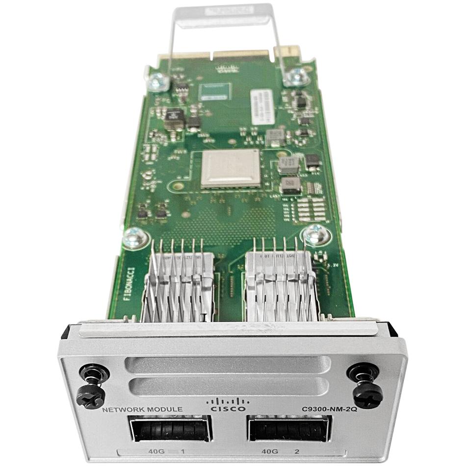 Catalyst 9300 2 x 25GE Network Module # C9300-NM-2Y