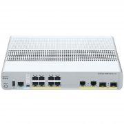 Cisco Catalyst 3560-CX 2 x mGig, 6 x 1G PoE, IP Base# WS-C3560CX-8XPD-S