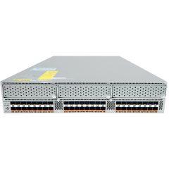Nexus 5596T 2RU, 2PS/4Fans, 32x10GT/16xSFP+ Fixed Ports # N5K-C5596T-FA