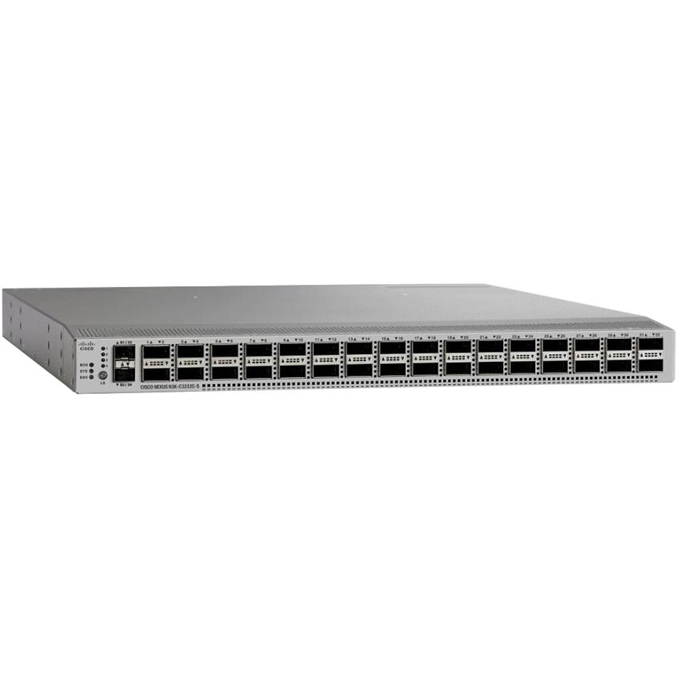 Nexus 3232C and 8 QSFP-100G-PSM4 bundle # N3K-C3232C-B8C