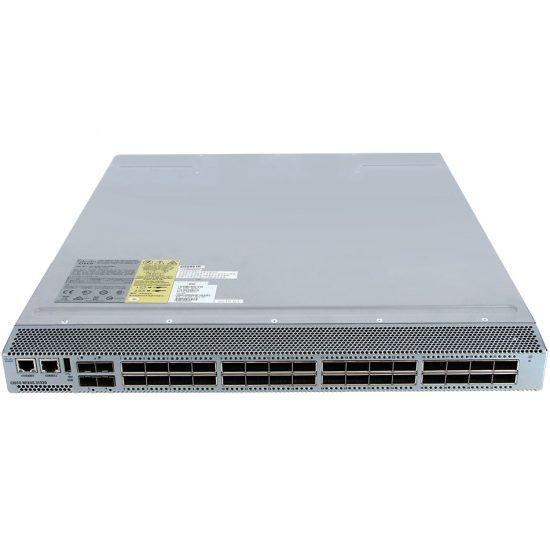Nexus 3132Q, Fwd Airflow (port side exhaust),AC P/S, LAN En # N3K-C3132-FA-L3