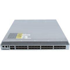 Nexus 3132QX, Rev Airflow (port side intake),DC P/S, LAN En # N3K-C3132Q-X-BD-L3