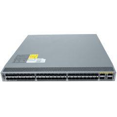 Nexus 3064-E, 48 SFP+, 4 QSFP+ ports, with enh scale # N3K-C3064PQ-10GE