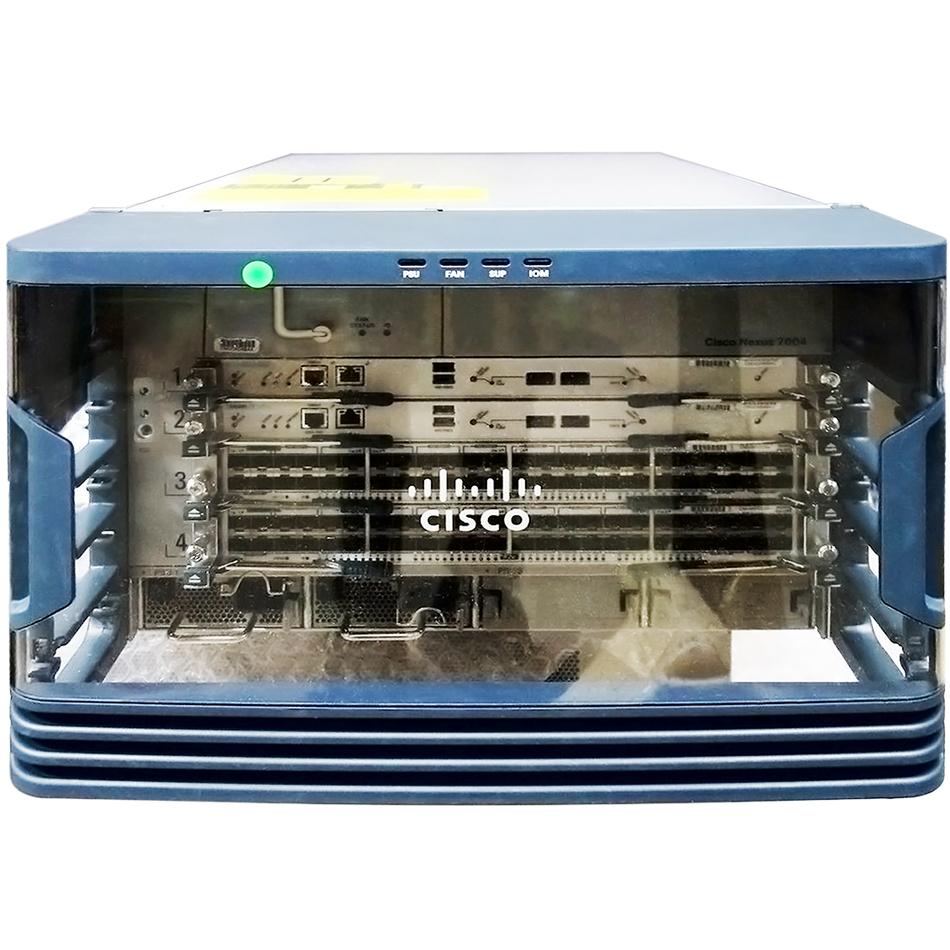 Inc N7004 LAN,ADV,TRS,EL2,DCNM,DCNMSAN,MPLS,SAN,XL – Promo # N7K-C7004-SBUN-P1