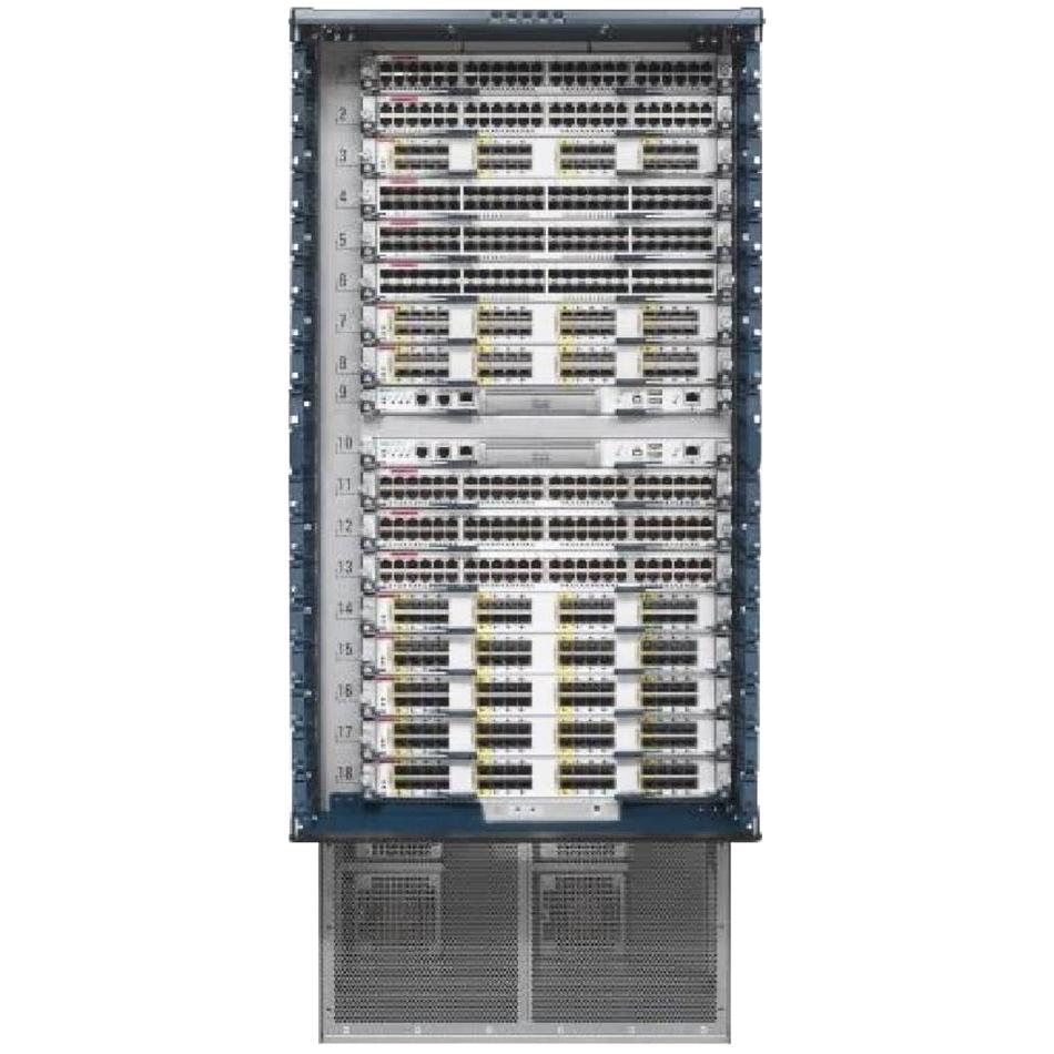Inc. LAN,ADV,TRS,EL2,DCNM,DCNMSAN,MPLS,SAN,XL – Promotion # N7K-C7018-SBUN-P1
