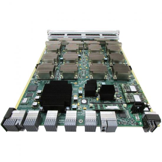 Nexus 7000 F2-Series 48 Port 1/10GBase-T (RJ-45) Enhanced # N7K-F248XT-25E