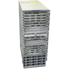 Nexus 7700 18 Slot chassis, No Power Supplies, Fans Included # N77-C7718