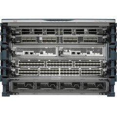 Nexus 7700 6 Slot Chassis, No Power Supplies, Fans included # N77-C7706