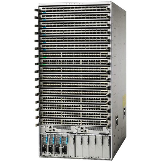 Cisco ONE Nexus 9516 Chassis with 16 linecard slots # C1-N9K-C9516
