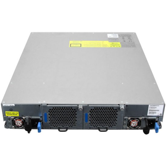 2xNexus 9336C-FX2 w/ 8x 100G Optics # N9K-C9336C-FX2-B2