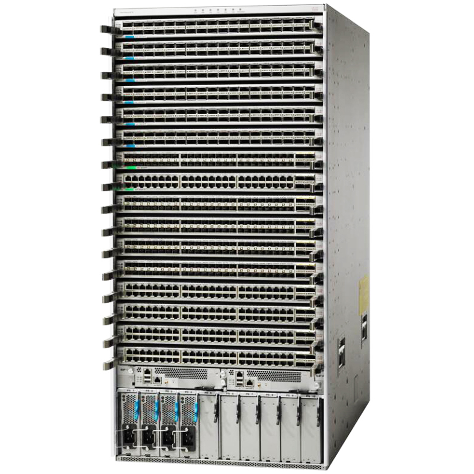 Cisco ONE Nexus 9516 Chassis Bun 1 Sup,3 PS,2 SC,6 FM,3 FT # C1-N9K-C9516-B2