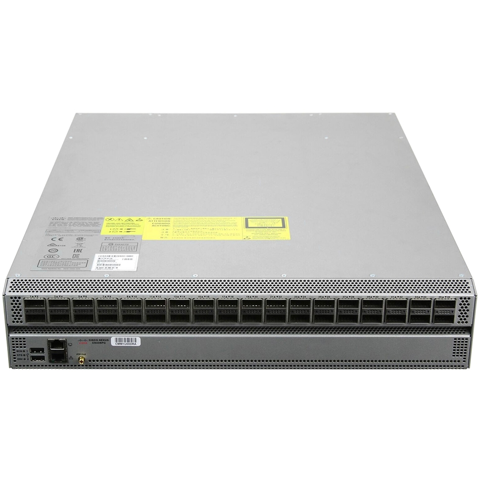 Nexus 9300 Series, 36p 40/100G QSFP28 # N9K-C9336C-FX2
