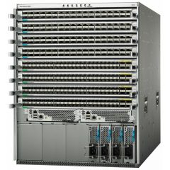 Cisco ONE Nexus 9508 Chassis with 8 linecard slots # C1-N9K-C9508