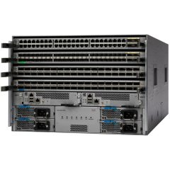 Cisco ONE Nexus 9504 Chassis with 4 linecard slots # C1-N9K-C9504