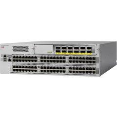Nexus 9300 96p 1/10G-T & additional uplink module req. # N9K-C93128TX