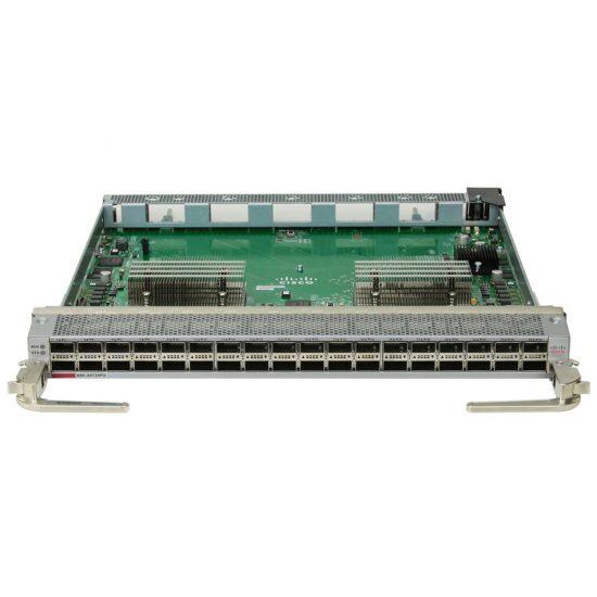 Nexus X9432C Linecard, 32 ports of 100G # N9K-X9432C-S