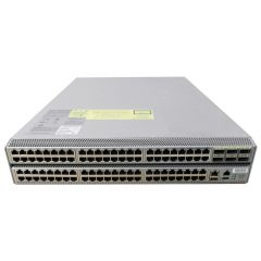 2 Nexus 93120TX with 8 QSFP-40G-SR-BD # N9K-C93120TX-B18Q
