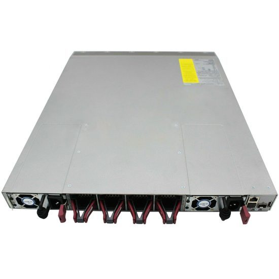 2 Nexus 93108TC-FX with 8 QSFP-40G-SR-BD # N9K-C93108TCFXB18Q