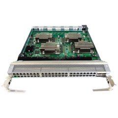 Nexus 9500 linecard, 48p 1/10G-T & 4p QSFP # N9K-X9464TX2