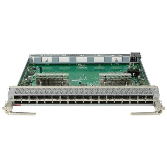 Nexus 9500 36p 100G NX-OS Agg, ACI Spine, MACSec line card # N9K-X9736C-FX