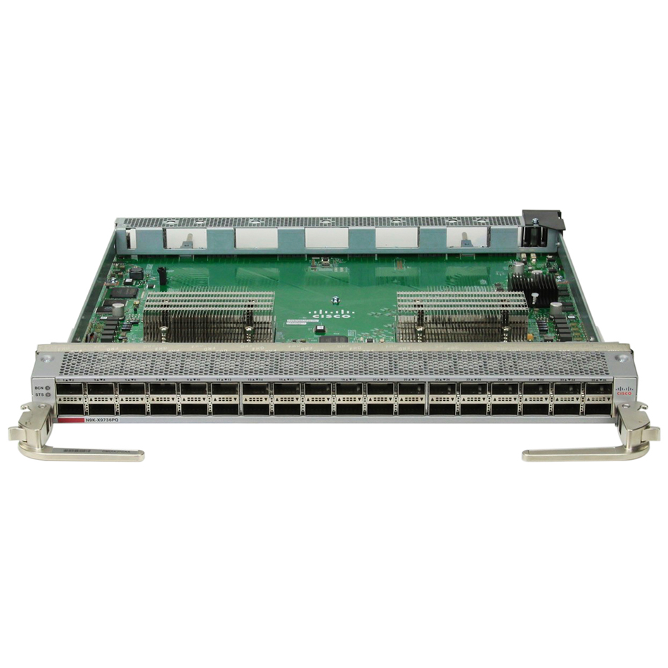 Nexus 9500 linecard, 32p QSFP # N9K-X9432PQ