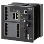 IE4000 switch with 8 FE SFP and 4 GE combo uplink ports # IE-4000-8S4G-E