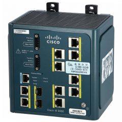 IE 3000 8-Port Base Switch w/ Layer 3 # IE-3000-8TC-E