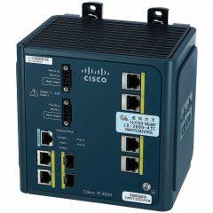 Cisco IE 3000 Expansion Module, 4 POE 10/100 4 non-POE 10/10 # IEM-3000-4PC-4TC