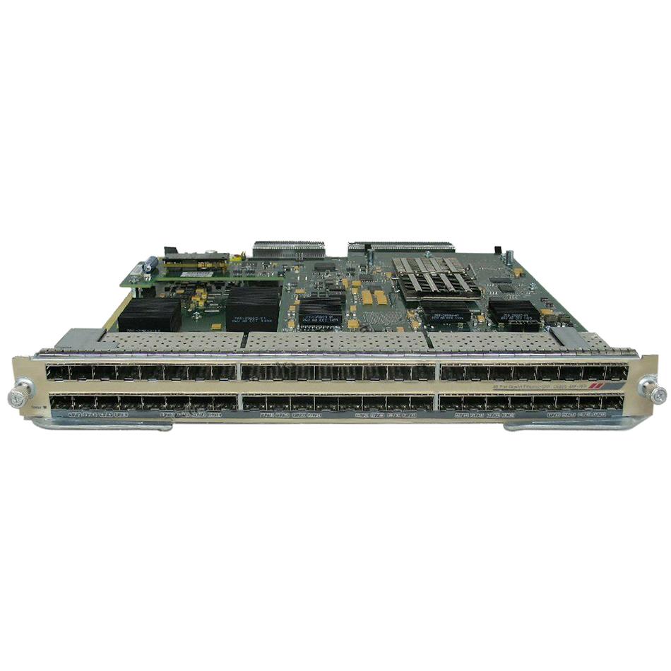 C6k 48-port 10/100/1000 GE Mod: fabric enabled, RJ-45 DFC4XL # C6800-48P-TX-XL