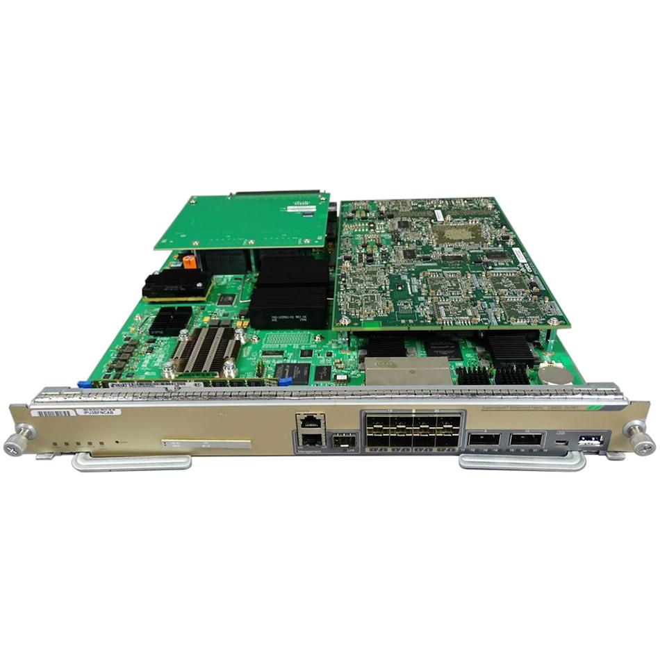 Catalyst 6800 Sup6T (440G/slot) with 8x10GE, 2x40GE (XL) # C6800-SUP6T-XL