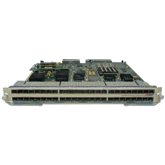 C6k 48-port 1GE Mod:fabric-enabled with DFC4XL # C6800-48P-SFP-XL